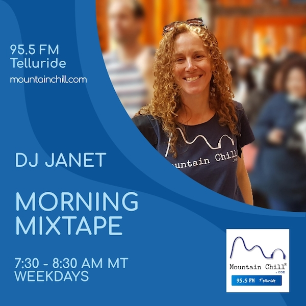 Picture of DJ Janet, host of the Morning Drive.