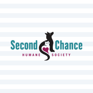 Second Chance Humane Society logo.
