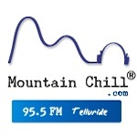 Mountain Chill Logo - 95.5FM Tellruide